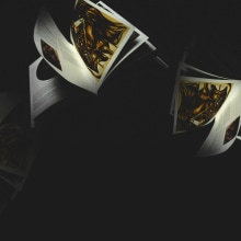 Pollock et le Chamanisme. Um projeto de Design de Jose Palomero - 20.06.2009