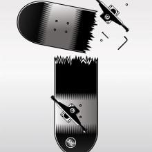 Uno Skateboard Magazine. A Design & Illustration project by Sergio Jiménez - 07.09.2009