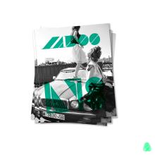 Lados Magazine. Un proyecto de Diseño de Pablo Abad - 23.07.2009