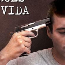 Campaña anti droga. Um projeto de Design de Roselino López Ruiz - 02.08.2009