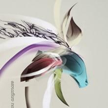 The Fish, The Bee and The Dancer. Un proyecto de Ilustración de Ricardo Cortez - 29.09.2009