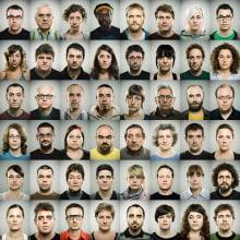 Real people. Um projeto de Fotografia e Publicidade de Joan Vicent Canto - 22.01.2010