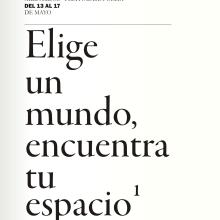 ELIGE UN LIBRO. Un proyecto de Diseño y Publicidad de Alejandro Mazuelas Kamiruaga - 24.02.2010