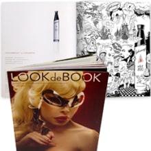 Stolichnaya ELIT - LOOKdeBOOK nº 1. A Design, Illustration, and Advertising project by Rafael Bertone - 03.08.2010