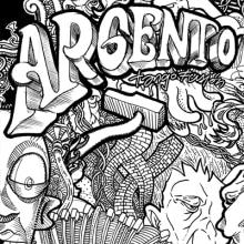 ARGENTO tango fusión. A Design, Illustration, Advertising, Music, and Audio project by Rafael Bertone - 03.10.2010