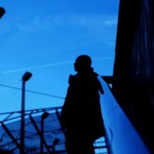 Paisajes: El diálogo constructivo y la fricción espectral insinuan y anteponen la atención a la línea quebrada. Un proyecto de Fotografía de Alejandro Mazuelas Kamiruaga - 15.03.2010