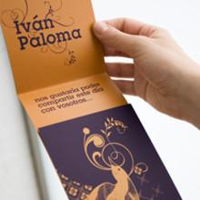 Invitación de boda. Um projeto de Design e Ilustração de Estudio Menta - 25.03.2010