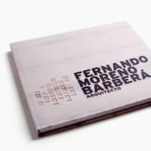 Libro Fernando Moreno Barberá. Um projeto de Design e Fotografia de Estudio Menta - 25.03.2010