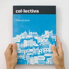 Revista Col·lectiva. Um projeto de Design e Ilustração de Estudio Menta - 04.05.2010