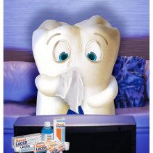 Sensilacer - dientes sensibles. Un proyecto de Diseño, Ilustración, Publicidad y Fotografía de Felipe Ruiz - 08.07.2010