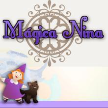 Magica Nina. Un proyecto de Ilustración de jose manuel del solar - 23.07.2010