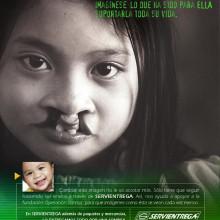 Niños con Labio leporino y paladar endido. Un proyecto de Diseño, Publicidad y Fotografía de Felipe Ruiz - 27.07.2010