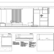 Hotel Room. Un proyecto de Diseño, Instalaciones y 3D de Ainara Fassi - 03.09.2010