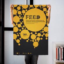 FEED. Um projeto de Design, Motion Graphics e Cinema, Vídeo e TV de Estudio Menta - 06.09.2010