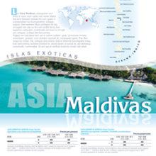 Diseño / maquetación páginas de folletos turísticos. Um projeto de Design, Publicidade e Design editorial de Daniel Cifani Conforti - 17.10.2010