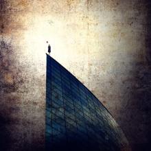 loneliness. Un progetto di Illustrazione, Pubblicità , e Fotografia di Luis Beltrán - 06.11.2010