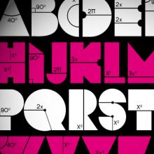 Roke1984 free font. Um projeto de Design, Ilustração, Desenvolvimento de software e Informática de Wete - 11.11.2010