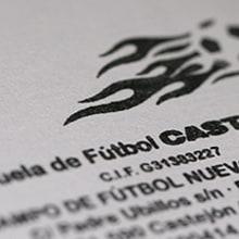 Escuela de Fútbol. Um projeto de  de Marcos Cabañas - 24.01.2011