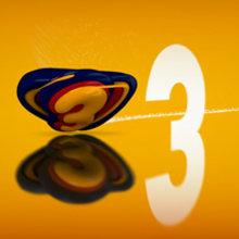 Cortinilla Super3 TV3. Um projeto de Motion Graphics, Cinema, Vídeo e TV e 3D de Carlos Diéguez - 12.02.2011
