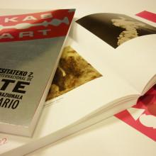 Catálogo Ikas-Art 2010. Um projeto de Design de Marilu Rodriguez Vita - 24.02.2011