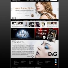 Stravaganzza Site. Um projeto de Design e UI / UX de José Carlos Martínez Maillo - 28.02.2011