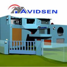 Avidsen. Un proyecto de Diseño, Motion Graphics y Desarrollo de software de olivier DAURAT - 26.08.2011