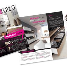 Casas con Estilo. Um projeto de Design de José Carlos Martínez Maillo - 05.03.2011