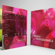 Élément Santé Social Network. Un proyecto de Diseño, Publicidad, Fotografía y UI / UX de Francisco Aveledo - 31.12.2009