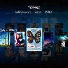 A-Ring Concept - TV interface. Un proyecto de Diseño, Cine, vídeo, televisión y UI / UX de Francisco Aveledo - 05.03.2011