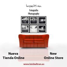 Nueva Tienda Online. Un progetto di Fotografia , e Pubblicità di Luis Beltrán - 11.03.2011
