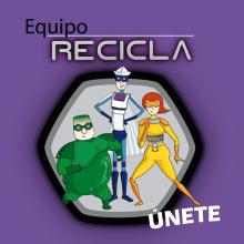 Equipo Recicla. Un proyecto de Diseño e Ilustración de Marta Sisón Barrero - 12.02.2009