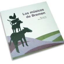 Los músicos de Bremen. Un proyecto de Diseño e Ilustración de Marta Sisón Barrero - 12.03.2008