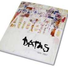 Catálogo exposición homenaje. Un proyecto de Diseño de Marta Sisón Barrero - 13.03.2011