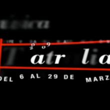 teatralia. Um projeto de Publicidade de ángel luis sánchez - 26.03.2011
