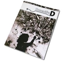 Conexión D. Un proyecto de Diseño e Ilustración de Marta Sisón Barrero - 01.05.2009