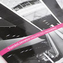 Identidad TomásLlavador. Um projeto de Design de Estudio Menta - 01.04.2011
