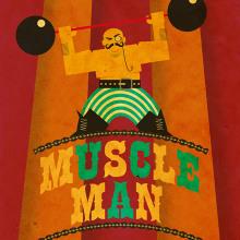 Circus. Un projet de Design  et Illustration de Marco Recuero - 14.04.2011