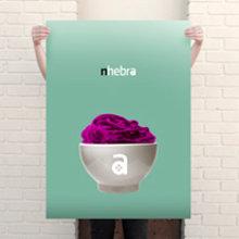 nhebra. Branding. Un proyecto de Diseño e Ilustración de MODIK - 26.04.2011
