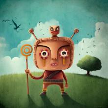 Personal Artworks. Um projeto de Ilustração de Alex Dukal - 19.11.2013