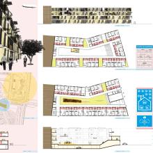 Flexible como un junco. Un proyecto de Diseño, Instalaciones y 3D de Alejandro Mazuelas Kamiruaga - 30.05.2011
