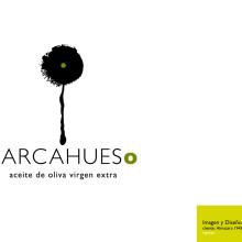 aceite virgen extra CARCAHUESO. Un proyecto de Diseño, Ilustración, Publicidad y Fotografía de Antonio Hermán - 05.06.2011