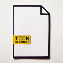 Icon Notebook. Um projeto de Design de Raquel Catalan - 06.06.2011