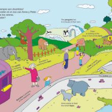 La ciudad con pegatinas. Un proyecto de Diseño e Ilustración de Julieta Kozlowski Cherñajovsky - 22.08.2011