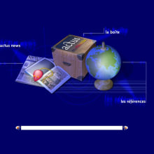 ACTUS. Un proyecto de Diseño, Motion Graphics, Desarrollo de software e Informática de olivier DAURAT - 26.08.2011