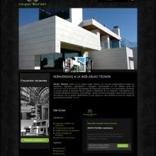 GRUPO TECNON. Un proyecto de Diseño, Motion Graphics, Desarrollo de software y UI / UX de olivier DAURAT - 26.08.2011