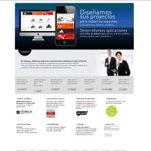 Idewap SL. Un proyecto de Diseño, Publicidad, Motion Graphics, Desarrollo de software, UI / UX e Informática de olivier DAURAT - 26.08.2011