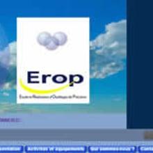 EROP. Un proyecto de Diseño y Desarrollo de software de olivier DAURAT - 26.08.2011