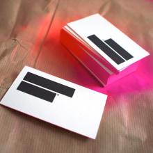 IS Creative Studio business cards. Un projet de Design  et Illustration de is_3 - 14.09.2011