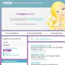 Tu Mundo Bienestar. A Software Development project by Francisco Javier Martínez Pardillo - 09.17.2011