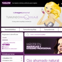 Tu Mundo Maquillaje. A  project by Francisco Javier Martínez Pardillo - 09.17.2011